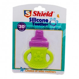Shield Silicone Teether