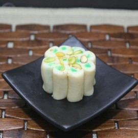 Pista Roll Barfi (bread & Beyond) 1kg