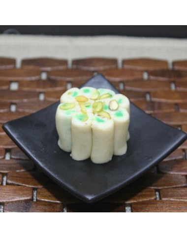 Pista Roll Barfi - Bread & Beyond 1Kg