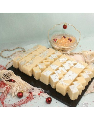 Plain Barfi (Bread & Beyond) 1Kg