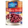 American Garden Kidney Beans Dark Red 400 Grams