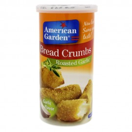 American Garden Roasted Garlic Bread Crumbs