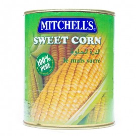 Mitchell's Sweet Corn 850g