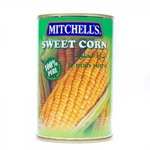 Mitchells Sweet Corn - 450g