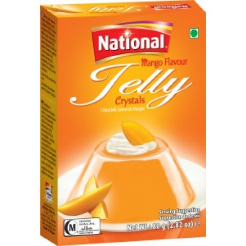 National Jelly Crystal Mango