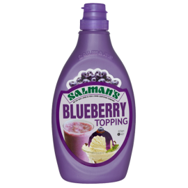 Salmans Blueberry Topping 623g