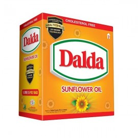 Dalda Sunflower Oil - 5 Ltr