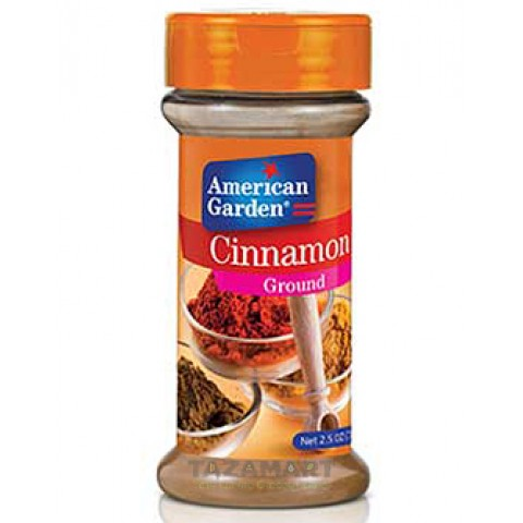 American Garden's Ground Cinnamon 70g