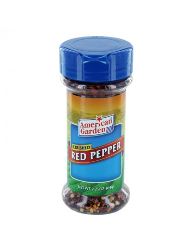 American Garden Crushed Red Pepper