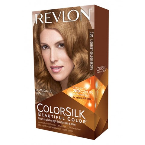 Revlon Lightest Golden Brown 57
