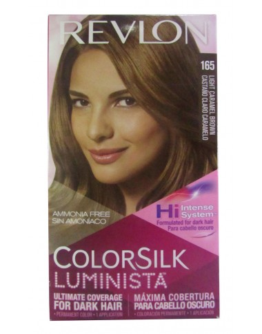Revlon Light Caramel Brown 165