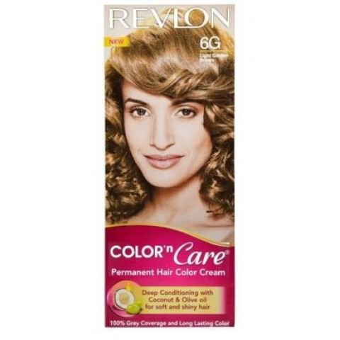 Revlon Light Golden Brown-6G