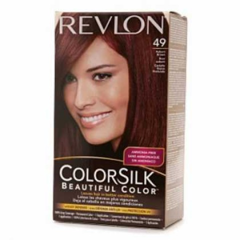 revlon hair color Auburn Brown 49 Color