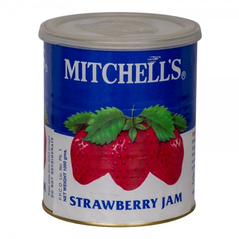 Mitchell's Strawberry Jam 1050g