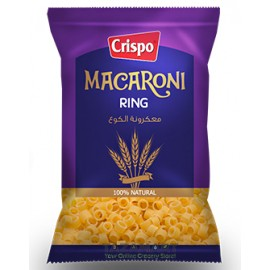 Crispo Ring Macaroni Pasta Cello Pouch