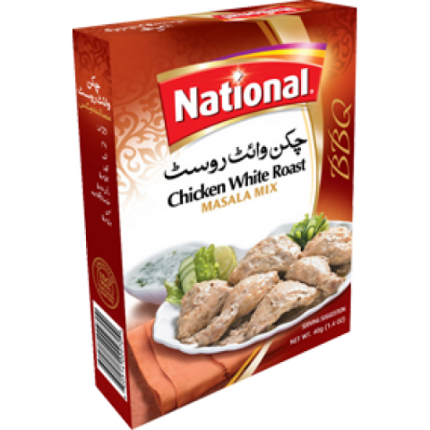 National Chicken White Roast Masala 100g