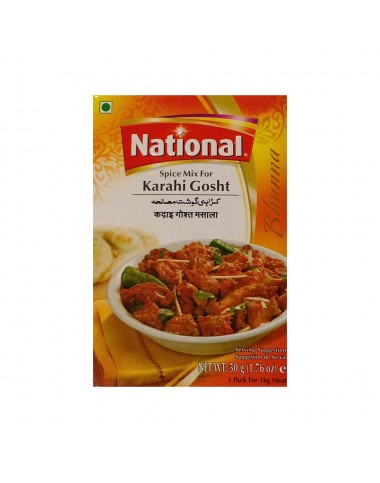 National Karahi Gosht 50g