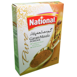 National Garam Masala Powder 25g