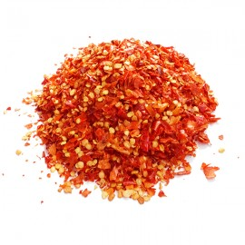 Red Chilli Crushed 500g - لال مرچ