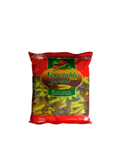Bake Parlor Vegetable Pasta 400g