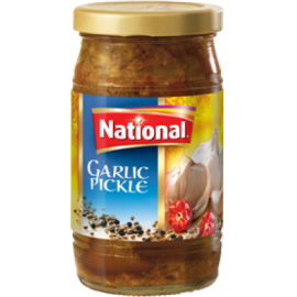 National Garlic Pickle 310g
