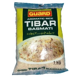 Guard Tibar Basmati Rice 1kg