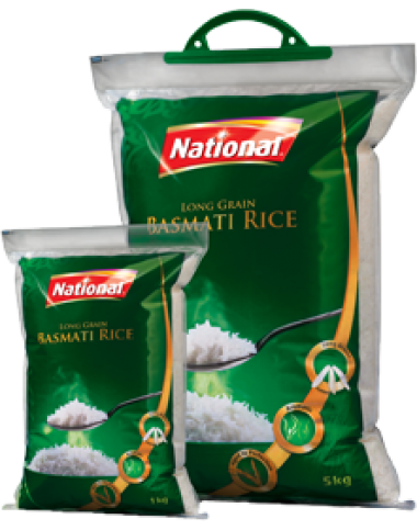 National Long Grain Rice 5 KG
