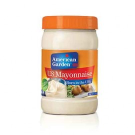 American Garden  Mayonnaise - 887ml
