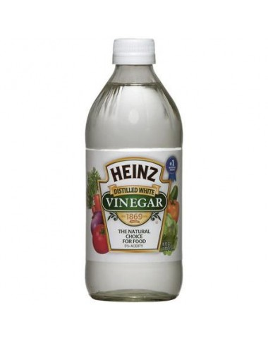 Heinz Distilled White Vinegar  01 Liter