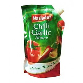 National Chilli Garlic Sauce 500g