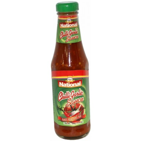 National Chilli Garlic Sauce