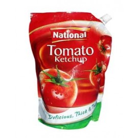 National Tomato Ketchup 500 G