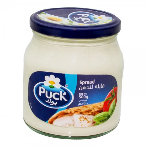 Puck Cream Cheese - 500g