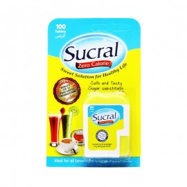 Sucral Zero Calories 100 Tablets