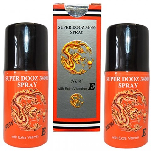 Dragon Delay Spray (34000) - 45ml
