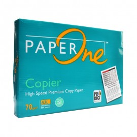 Paperone Copier Paper Ream A3 70 Gram (500 Sheets)
