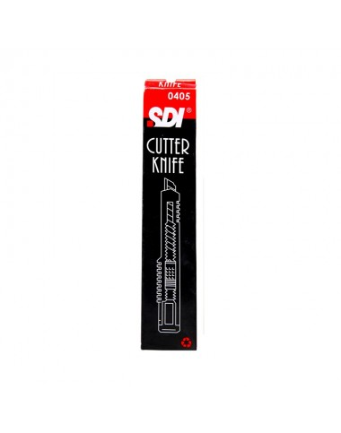 SDI Cutter Knife (0405)