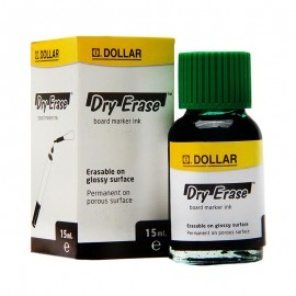 Dollar On Board Dry Erase Ink (green) 15ml