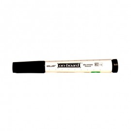 Dollar Dry Erase Marker Black 2mm