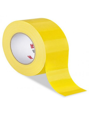 Duct Tape Yellow 1.8 Inchs (4.5  Meter)