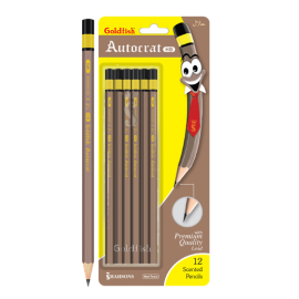 Goldfish Autocrat Pencil