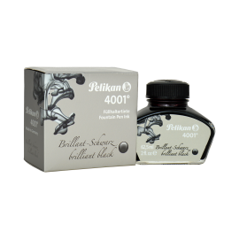 Pelikan Ink Brilliant Black - 62.5ml