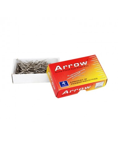 Arrow Nickel Rust Proof Pins
