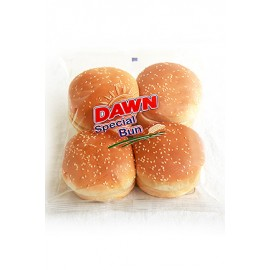 Dawn Burger Bun - 4pcs