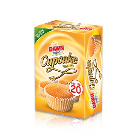 Dawn Cupcake Pineapple 38g (12 Pcs)
