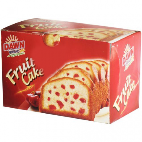 Dawn Fruit Cake 100g