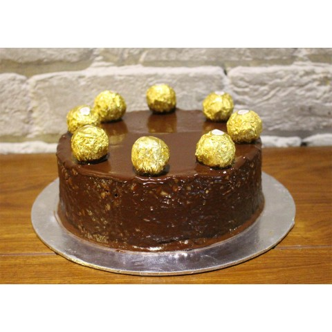 Ferrero Rocher Cake by Masooms (Small)