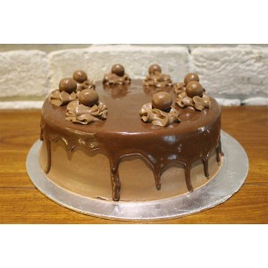 Malteser Chocolate Cake By Masooms - 2 Pound