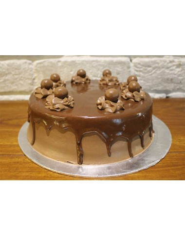 Malteser Chocolate Cake by Masooms