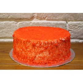 Red Velvet Cheese Cake By Masoom's